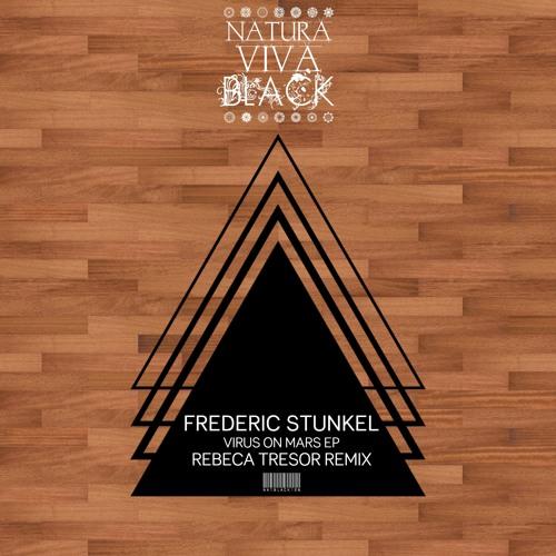 NATBLACK128 - Frederic Stunkel - Virus On Mars (EP)
