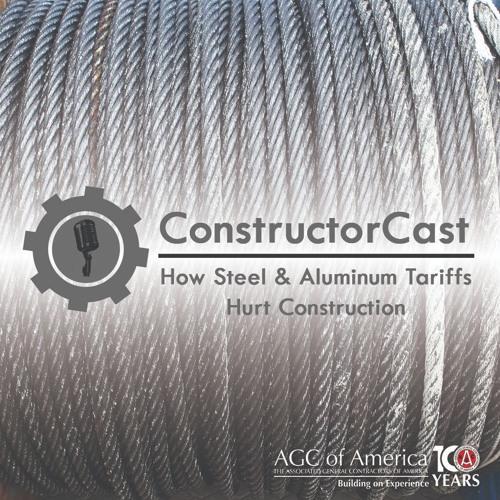 How Steel & Aluminum Tariffs Hurt Construction