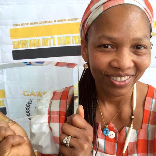 Sista Freda Sideroff On The Annual Garifuna International Film Festival (GIIFF)!