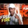 MC Denny - Jogando free fire - Eu pulei de paraque Portada del disco