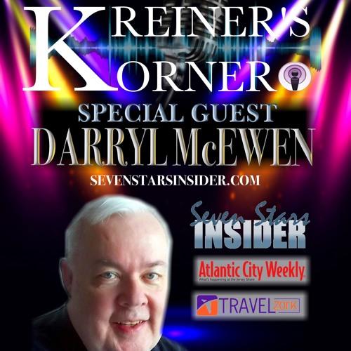 KREINER'S KORNER -DARRYL McEWEN