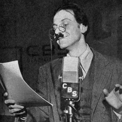 Hans Conried Explains the Differences between NYC, CHI, and Hollywood as Radio Drama Hubs