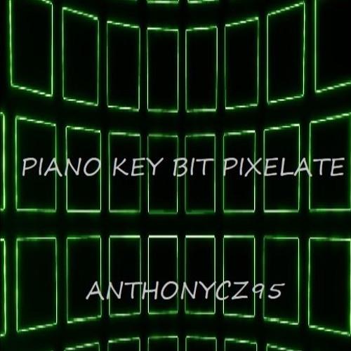 Piano Key Bit Pixelate By AnthonyCZ95