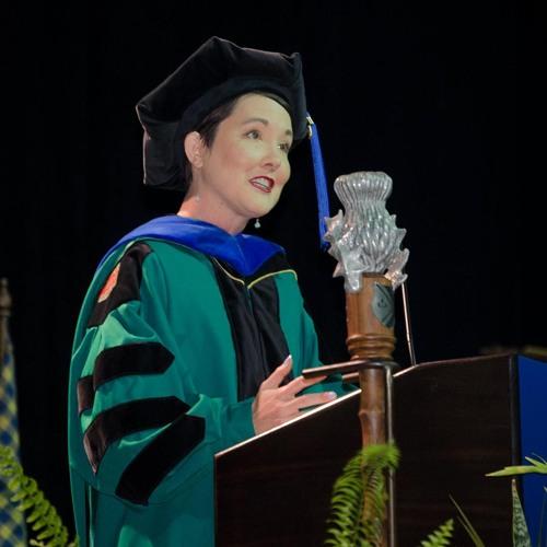 2018 Commencement Address | Dr. Elissa Yukiko Weichbrodt
