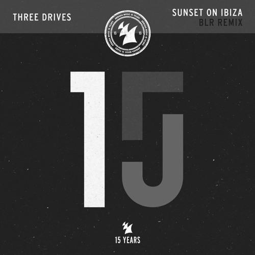 Three Drives - Sunset On Ibiza (BLR Remix)