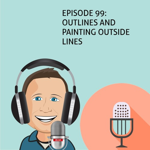 99 Outlines And Painting Outside The Lines