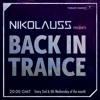 Nikolauss - Back in Trance 038 2018-05-09 Artwork