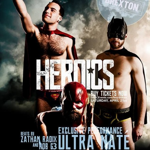 ZATHAN RADIX Live @ HEROICS
