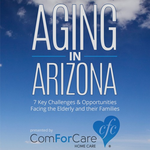 Aging in AZ Book Launch - Financial Planning & Senior Living