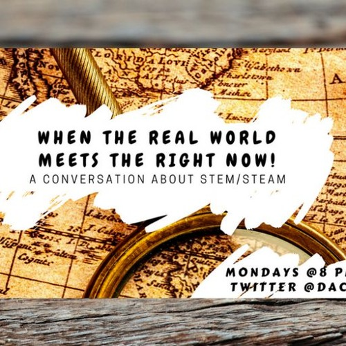 Real World Meets Right Now With Phil Everson