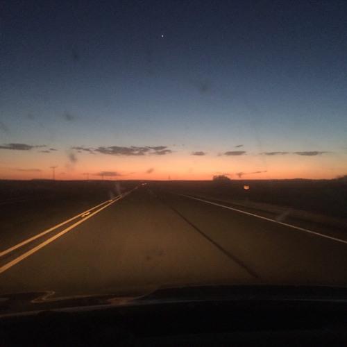 Pela estrada -13 - O amor é o Texas