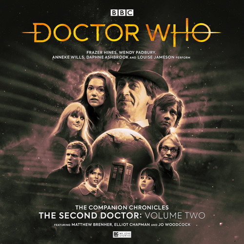 Doctor Who - The Companion Chronicles - The Second Doctor Volume 2 (trailer)