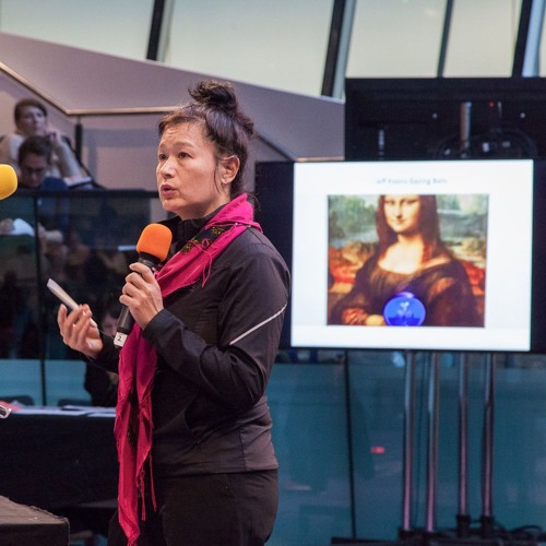GUEST, GHOST, HOST: MACHINE! Podcast - Episode 4: Hito Steyerl and Zadie Xa