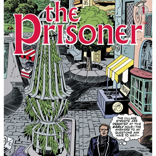THE FROG QUEEN PODCAST: Interview with Peter Milligan on Britannia & The Prisoner