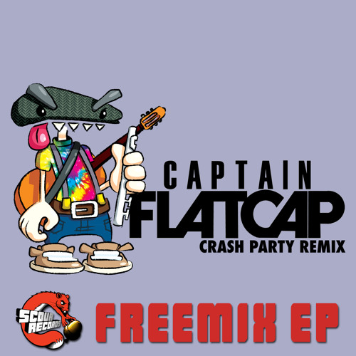 Captain Flatcap - Boom Bap Boxing [Feat. Great Scott] (Crash Party Remix) [FREE DOWNLOAD]