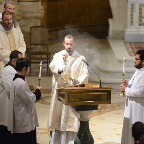 Meet Br Francesco CFR soon to be a Priest!