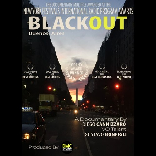 BLACKOUT By Diego Cannizzaro English Version