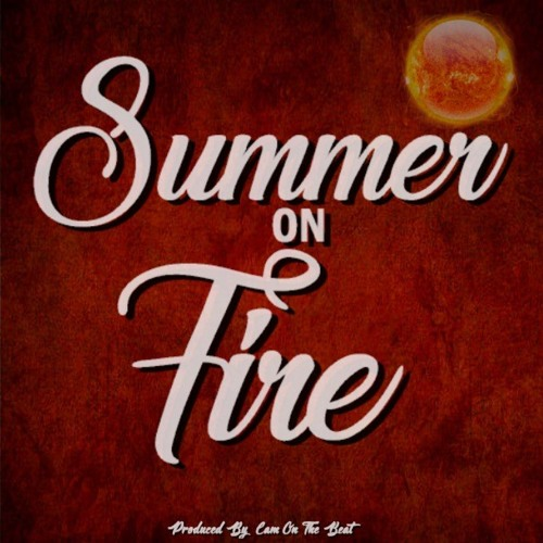 Summer On Fire (125 BPM) Instrumental [2018] Free Download
