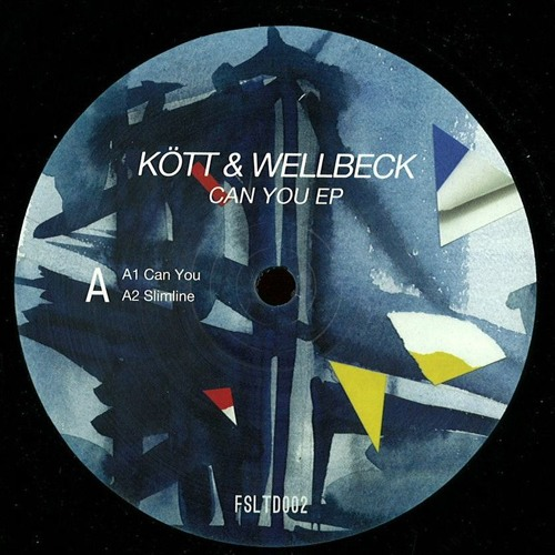 """Koett & Wellbeck - Can You /""""12EP Vinyl Only"""