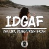 Dua Lipa - IDGAF (Diablo Feat. Rich Brian Remix) (Lyrics Video)