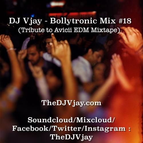 DJ Vjay - Bollytronic Mix #18