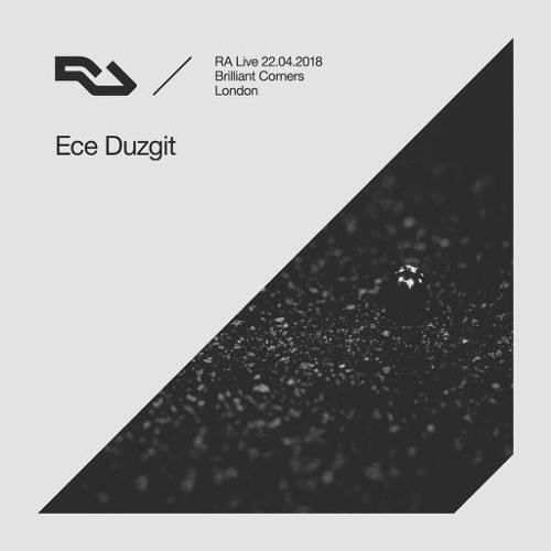 RA Live - 22.04.18 - Ece Duzgit at Brilliant Corners