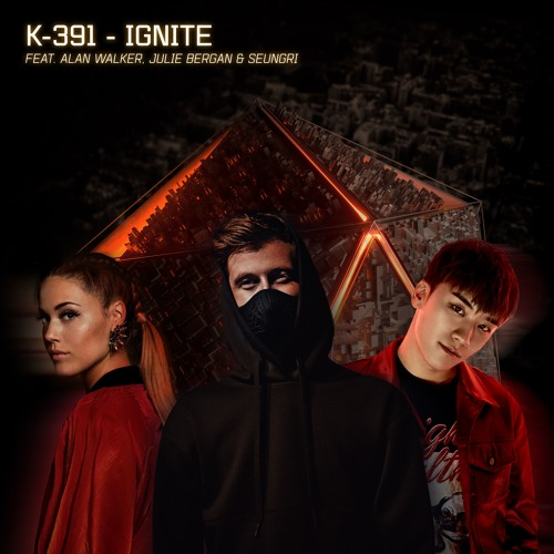 Alan Walker & K-391 ft  Julie Bergan and SEUNGRI - Ignite