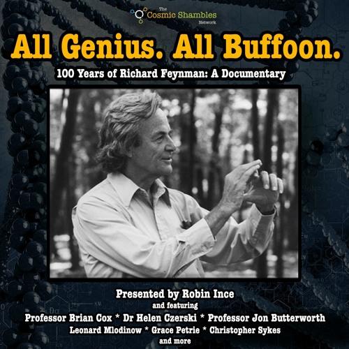 All Genius. All Buffon. 100 Years of Richard Feynman Trailer