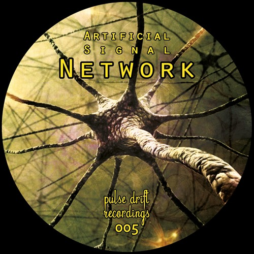 """PDR005 - Various Artists - """"Artificial Signal Network"""" (Previews)"""