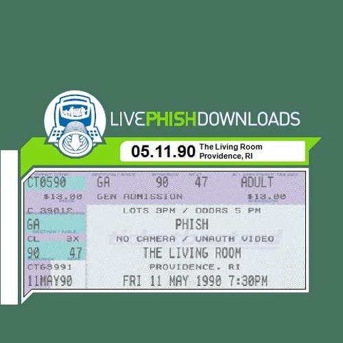1990 05 11   The Living Room   Providence, RI By TThePhishDJs   TThe Phish  DJs   Free Listening On SoundCloud