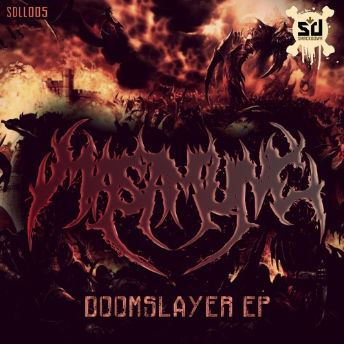 Masamune - Doomslayer [EP] 2018