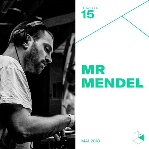 Make It Deep Traveler #15 - MR MENDEL
