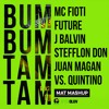 Quintino vs. Mc Fioti - Brasil Connect vs. Bum Bum Tam Tam (MAT Mashup)