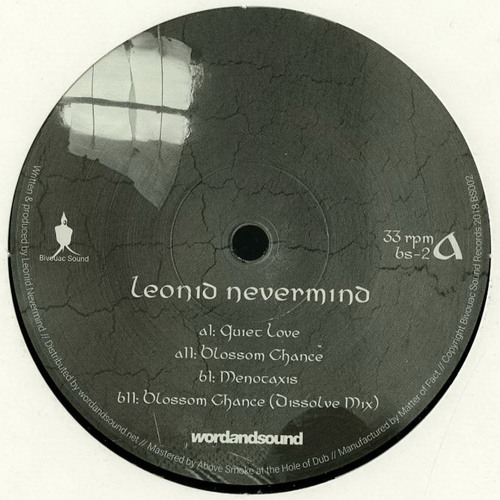 "DC Promo Tracks #178: Leonid Nevermind ""Menotaxis"""