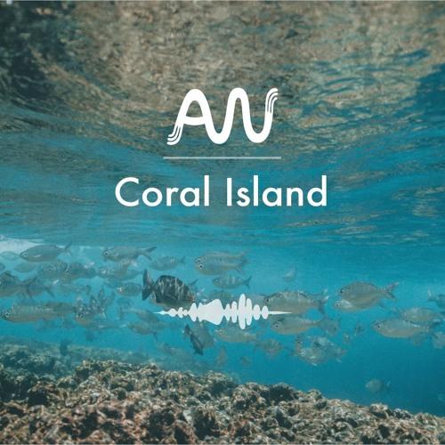 Coral Island - Original by Micah Bratt