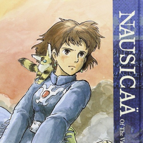 Nausicää of the Valley of Metal - Ghibli classic metal version