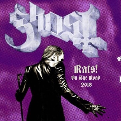 Sean Stewart - Live From The Tivoli w/GHOST (Tobias Forge The Man Behind Ghost)