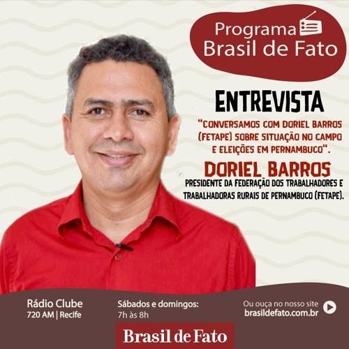 Ouça o Programa Brasil de Fato - Edição Pernambuco - 12/05/18