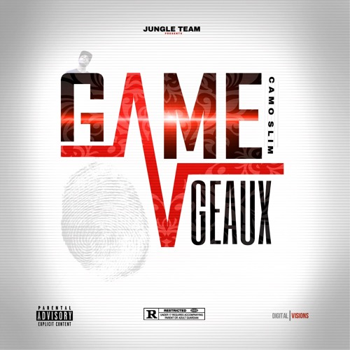 Camo Slim - Game Geaux
