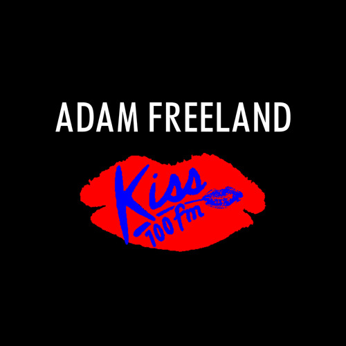 Adam Freeland - KISS FM Breakbeat Show - 8.4.2000