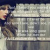 TAYLOR SWIFT, I knew you were trouble [COVER]
