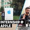 How to get internship in Apple for NON-CS people.