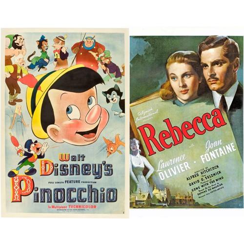 Episode 64 - Battle of 1940:  Pinocchio v. Rebecca