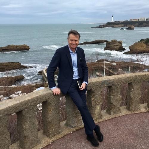 Interview François Amigorena Sud Radio Stationnement Biarritz 12 Mai 2018