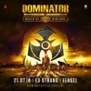 Dominator Festival 2018 – Wrath Of Warlords   DJ Contest Mix By DJ T HAMMER