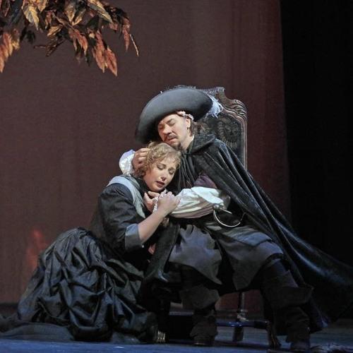 Act IV Finale from Alfano's Cyrano de Bergerac
