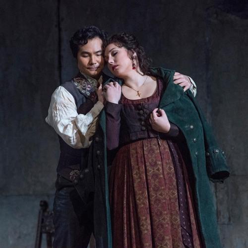 Tacea la notte placida...Di tale amor from Verdi's Il Trovatore