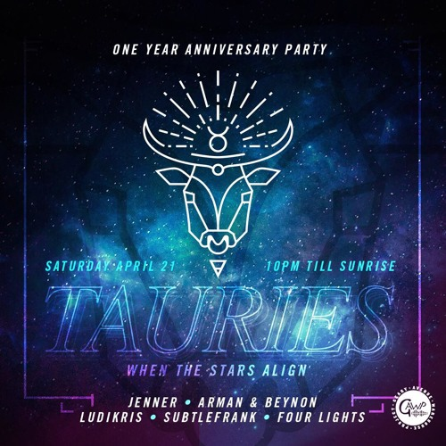 21-04-2018 - Arman & Beynon - Live @ Geary Warehouse 1 Year Anniversary Tauries Party