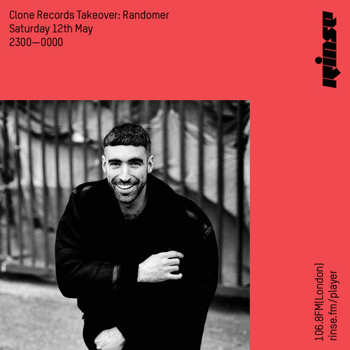 Clone Records Takeover: Randomer - 12th May 2018