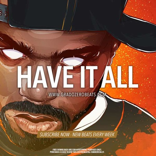 "Have It All"" - Hip Hop Method Man Type Rap Beat Instrumental"